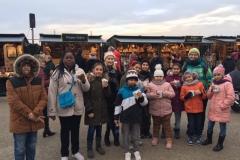 Gruppe Christkindlmarkt groß