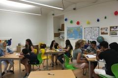 E-Kurs Gruppe beim Lernen 2