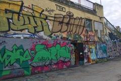 Graffiti nur Bild