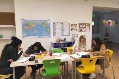 Lernbetreuung Domenika Gruppe
