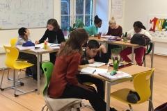 Lernbetreuung Gruppenfoto 1