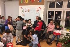 Klaus und Kinder