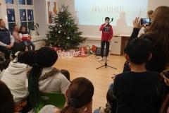 Leo singt Publikum
