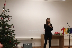 Weihnachtsfeier Zainab