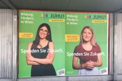 Plakate-U6-Gumpendorfer-Gürtel